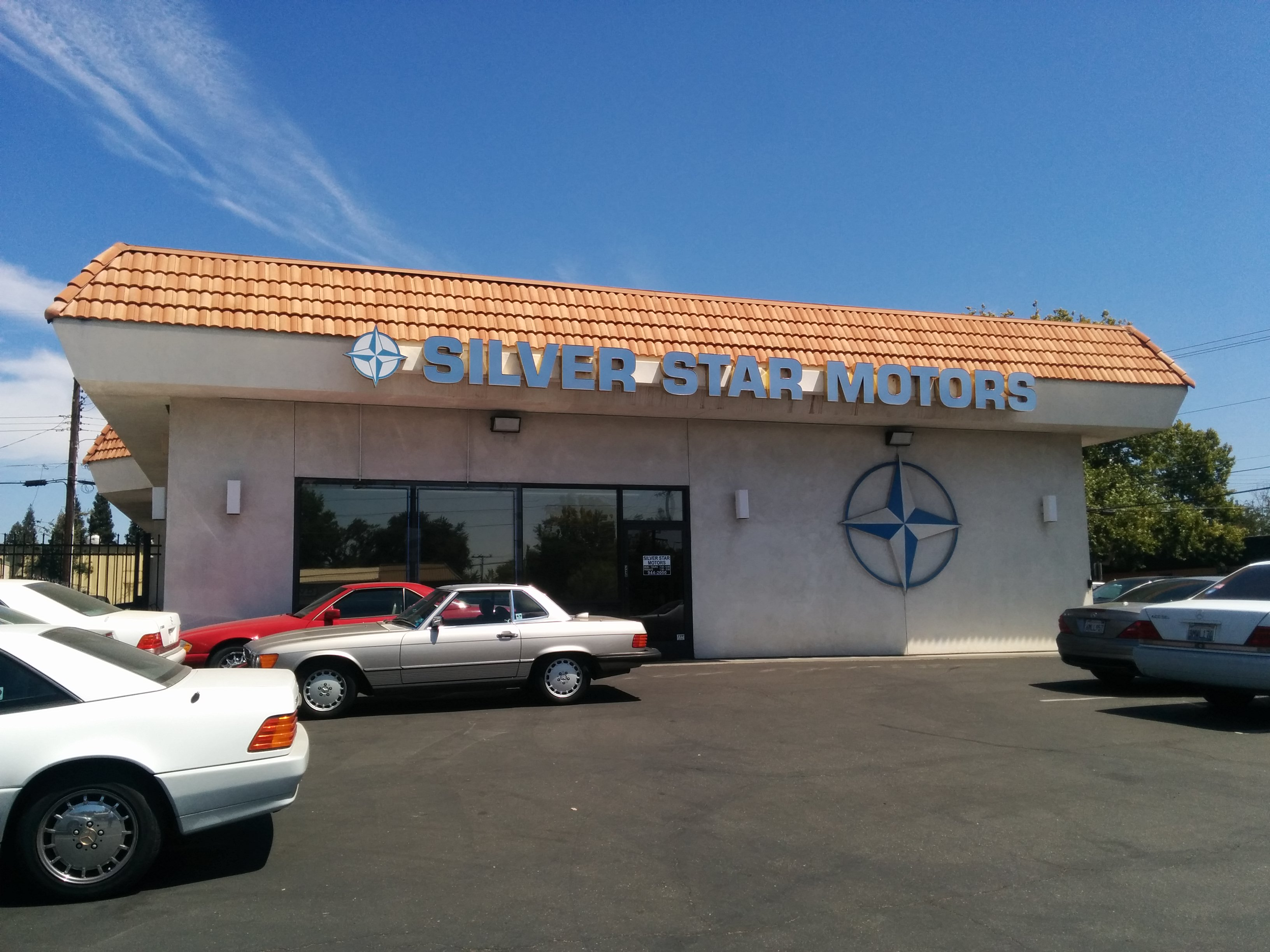 Gallery silver star motors mercedes benz bmw repair for Mercedes benz service sacramento